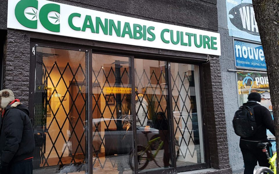 By Exile on Ontario St from Montreal, Canada - Cannabis Culture Recreative Marijuana Shop in Montreal, CC BY-SA 2.0, Link